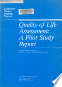 Quality Of Life Assessment