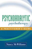 Psychoanalytic Psychotherapy
