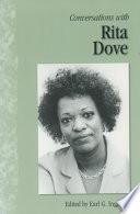 Conversations with Rita Dove
