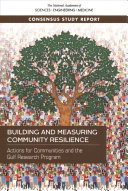 Building and Measuring Community Resilience