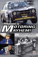 Mason's Motoring Mayhem! Pdf/ePub eBook