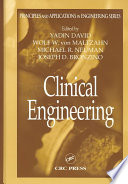 Clinical Engineering Book PDF