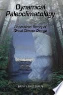 Dynamical Paleoclimatology