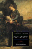 A Student s Guide to Psychology