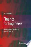 Finance for Engineers Book