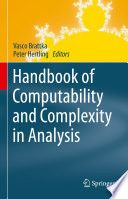 Handbook of Computability and Complexity in Analysis Book