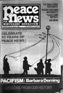 Peace News for Nonviolent Revolution