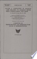 Volume 2  Compilation of Railroad Laws Relating to Railroad Retirement  Unemployment  and Labor Book
