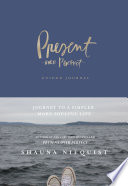 Present Over Perfect Guided Journal
