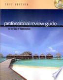 Professional Review Guide for the CCS-P Examination, 2012 Edition, 1st ed.