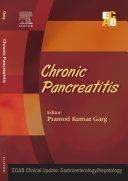 Chronic Pancreatitis   ECAB