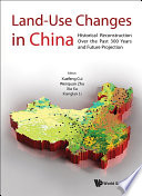 Land Use Changes In China Book PDF