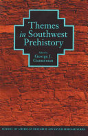 Themes in Southwest Prehistory Book PDF
