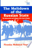 The Meltdown Of The Russian State Book