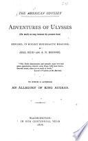 The American Odyssey Book PDF
