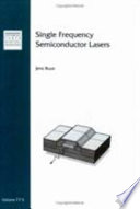Single Frequency Semiconductor Lasers