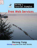 Free Web Services   Herong s Tutorial Examples