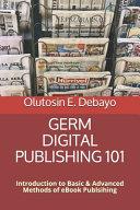 Germ Digital Publishing 101