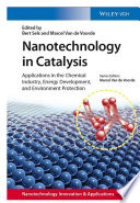 Nanotechnology In Catalysis Book PDF