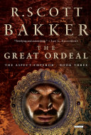 The Great Ordeal  The Aspect Emperor  Book Three  The Aspect Emperor Trilogy
