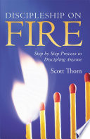 Discipleship on Fire Book