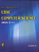 Pdf New Approach to CBSE Computer Science XI