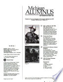 The Michigan Alumnus Book