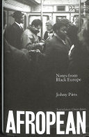 Afropean by Johny Pitts