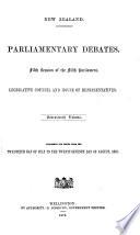Parliamentary Debates Hansard
