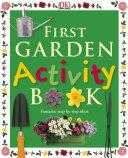 First Garden Activity Book