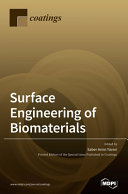 Surface Engineering of Biomaterials