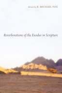 Pdf Reverberations of the Exodus in Scripture Telecharger