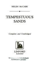 Pdf Tempestuous Sands