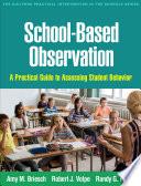 School Based Observation