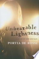 Unbearable Lightness Book
