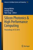 Silicon Photonics   High Performance Computing Book