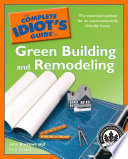 The Complete Idiot S Guide To Green Building And Remodeling