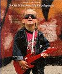 Social Personality Development Book