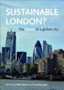 Sustainable London?