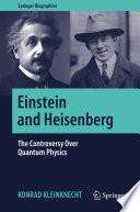 Einstein and Heisenberg Book PDF