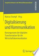 Digitalisierung und Kommunikation