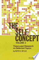 The Self Concept Theory And Research On Selected Topics