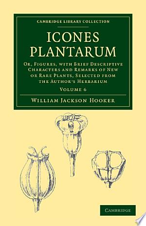 Download Icones Plantarum Books - RDFBooks
