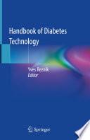Handbook of Diabetes Technology