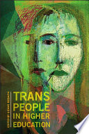 Trans People in Higher Education Book