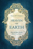 Heaven on Earth Book