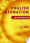 English Intonation Pb And Audio Cd