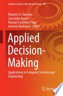 Applied Decision Making