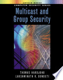 Multicast and Group Security Book PDF