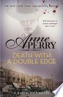 Death with a Double Edge  Daniel Pitt Mystery 4